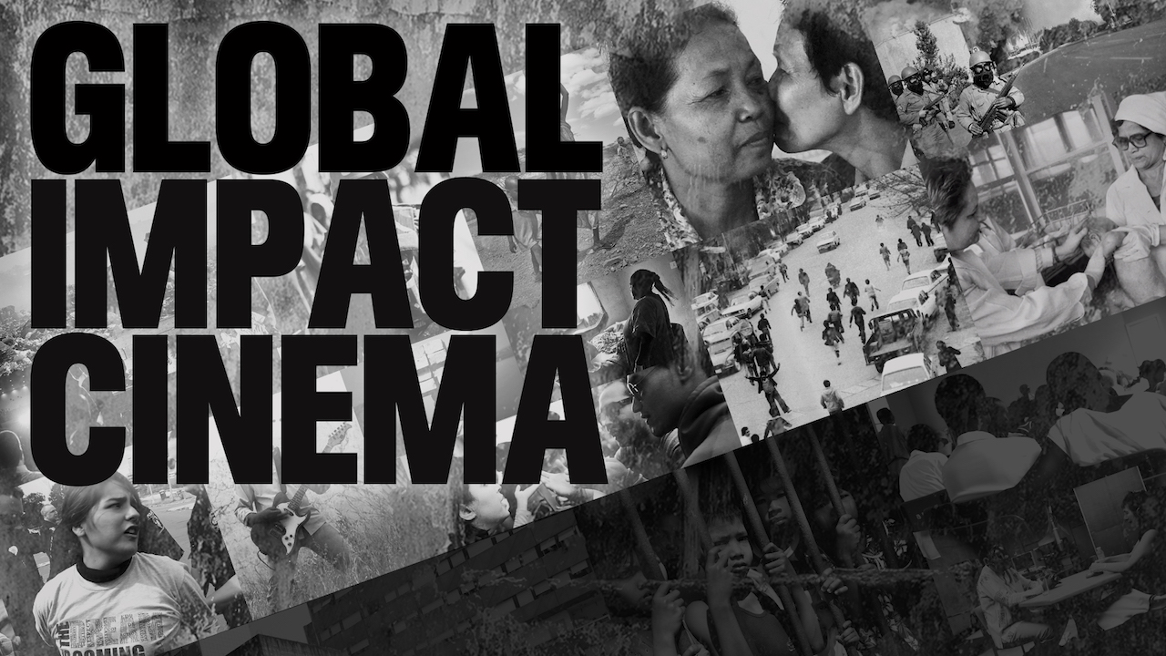GLOBAL IMPACT CINEMA BANNER